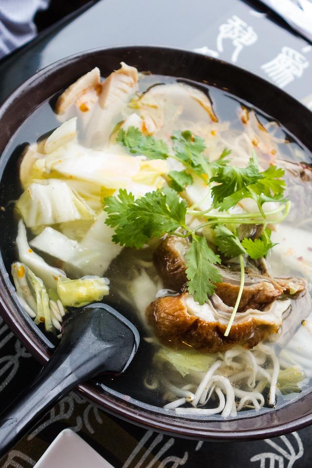 King Noodle House - noodle bowl