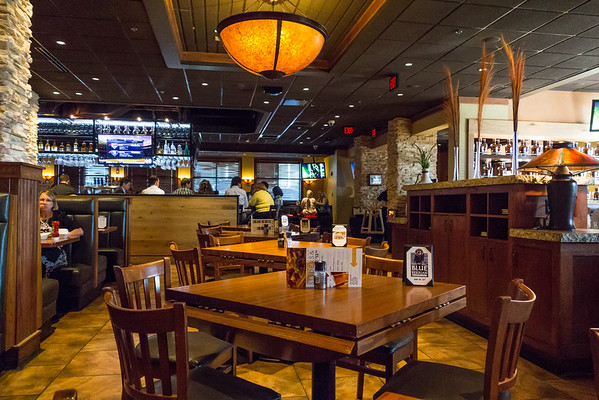 Granite City Brewery - good beers and good food!
