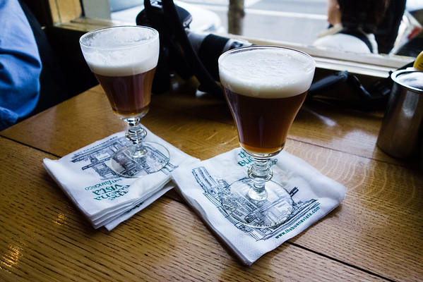 Irish Coffees at Buena Vista Cafe