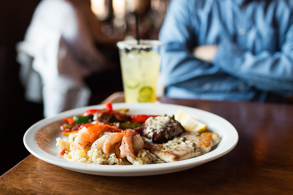 Gulf Coast Platter | Five Chattanooga | Grey is the New Black