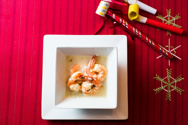 Shrimp Scampi from The Chef and His Wife
