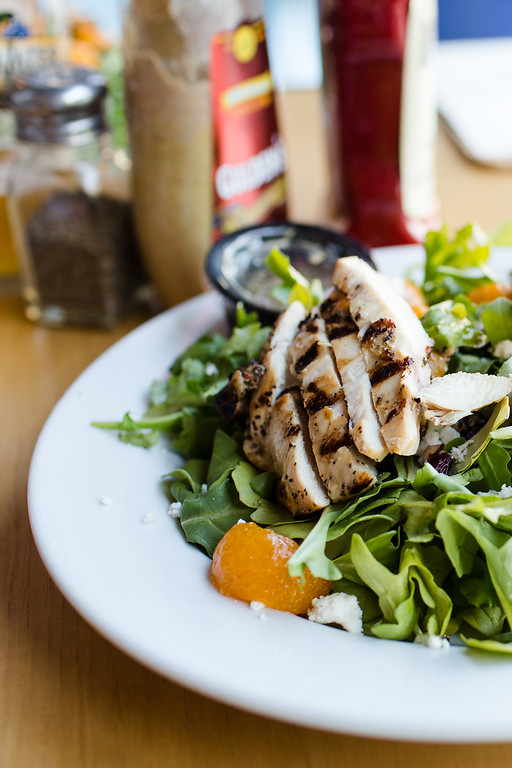 Chicken Salad with Arugula | Universal Joint Chattanooga