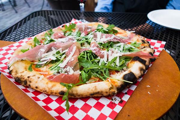 Parma e Crudo | Carmel Pizza