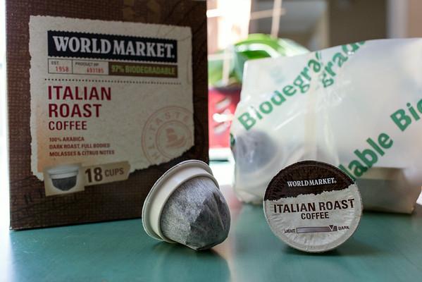 World Market Italian Roast Coffee