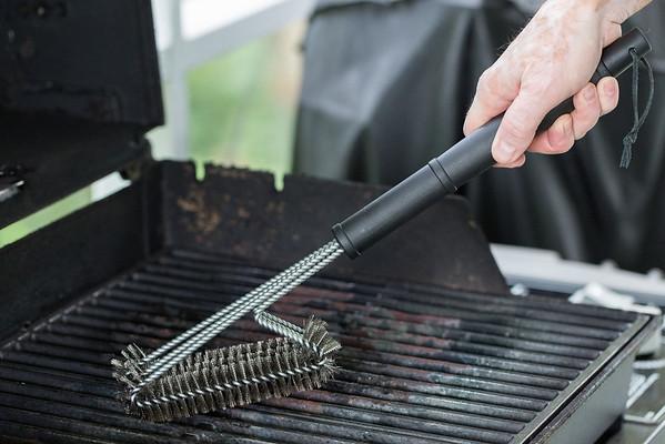 veesap lifestyle grill brush