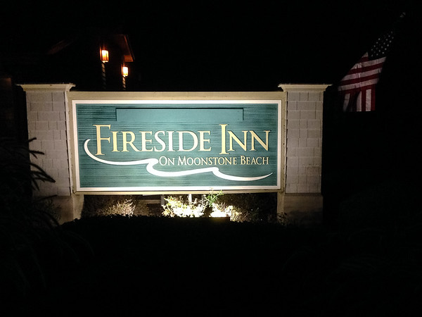 The Fireside Inn on Moonstone Beach Cambria