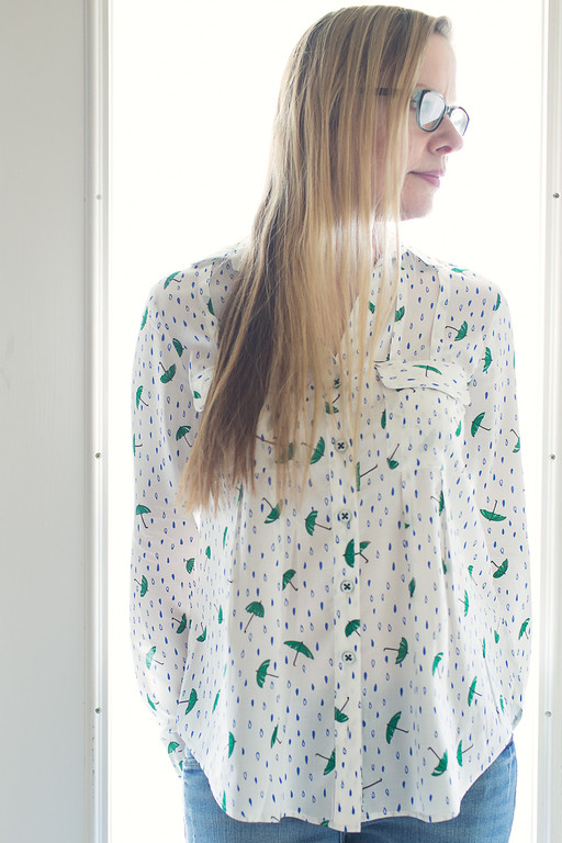 Asheville Button Down from Anthropologie