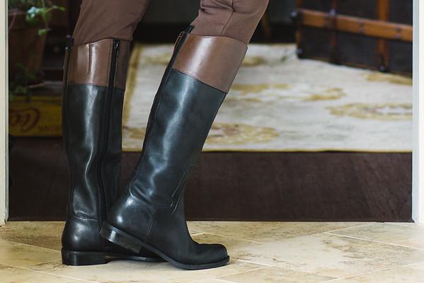 Nine West Boots #fabfound