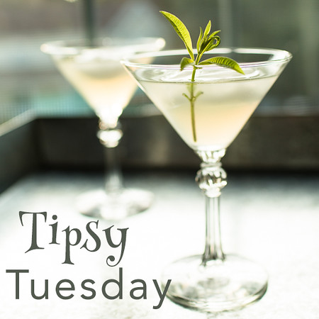 Tipsy Tuesday - held every week at Grey is the New Black